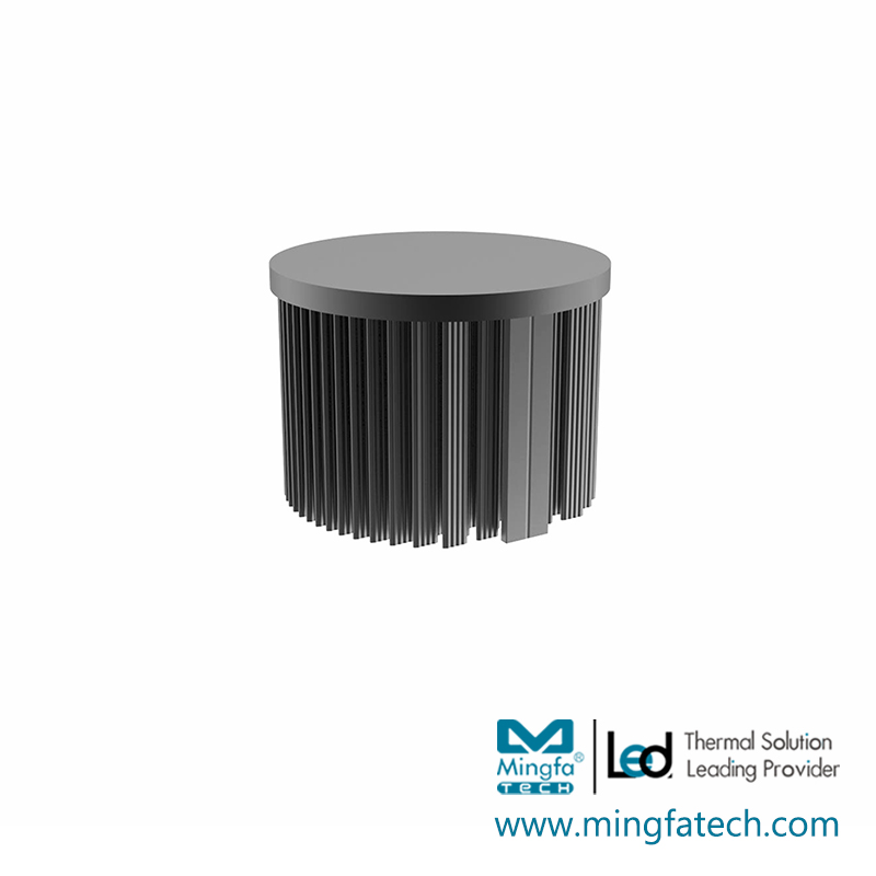Mingfa Tech-xLED-70307050 cold forging led passive heatsink-1