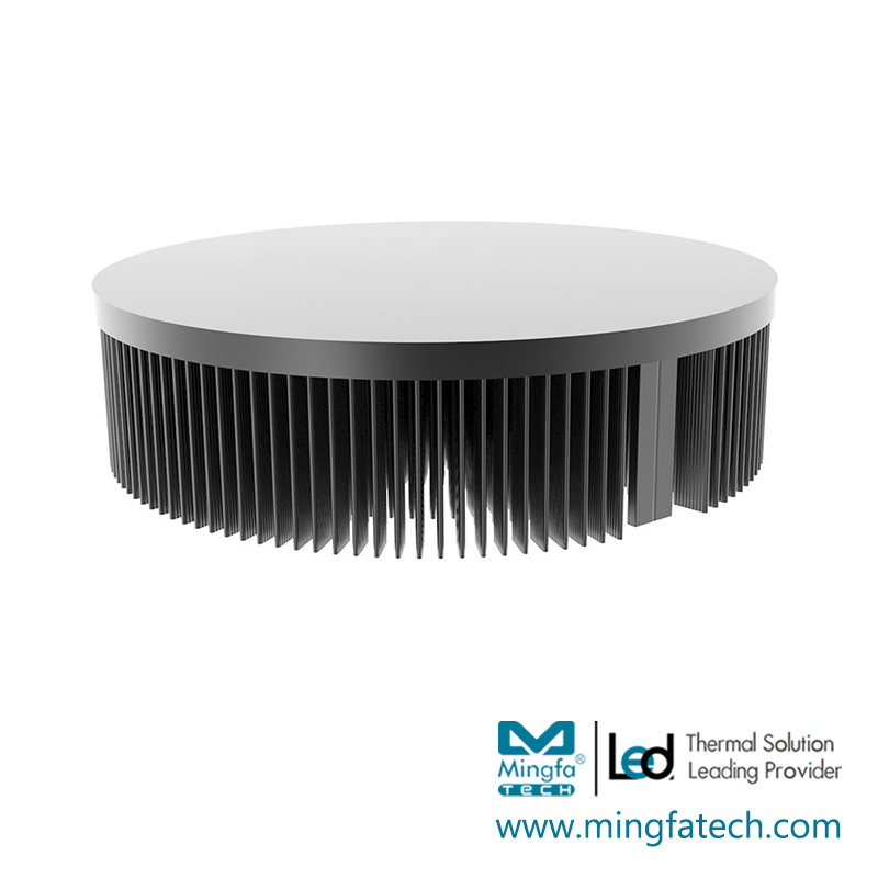 Mingfa Tech-xLED-2253022560225100 led pinfin AL1070 light heatsink-1