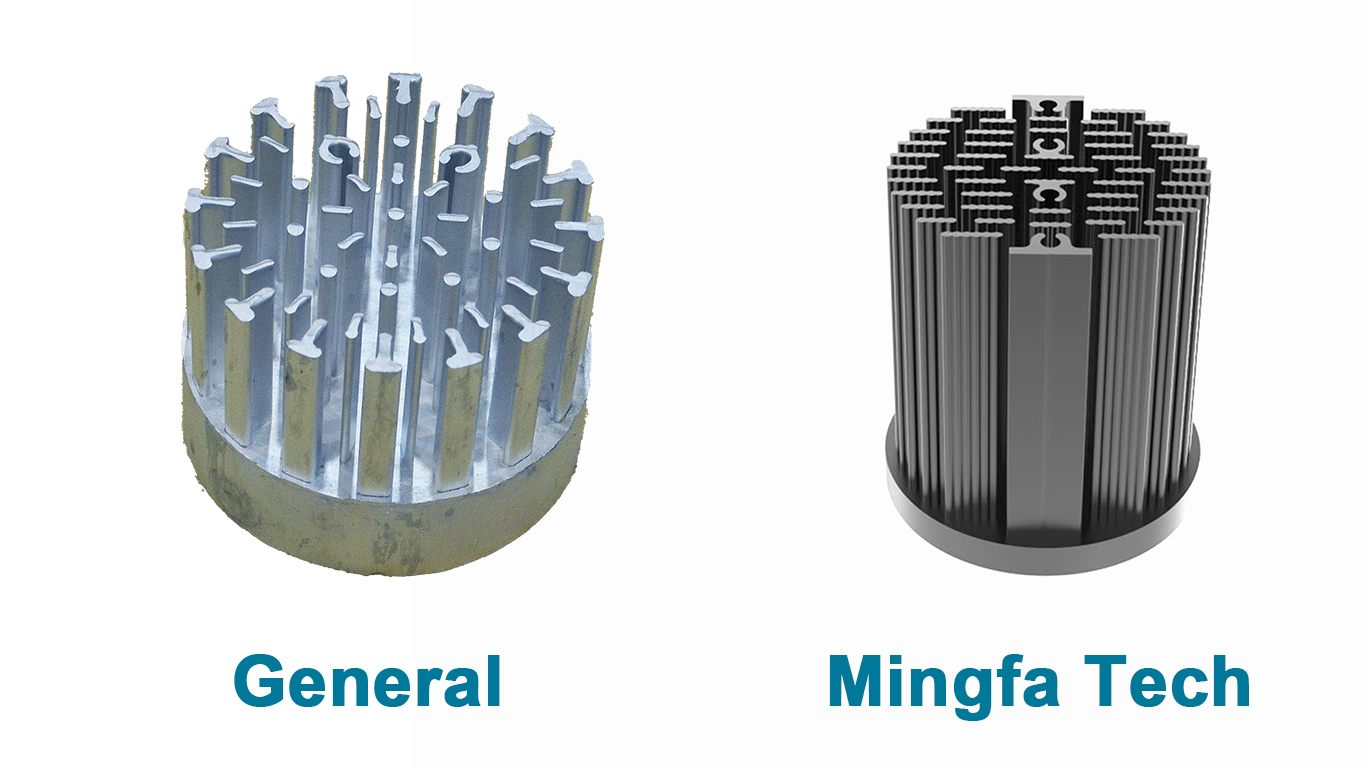 Mingfa Tech light heat sink applications design for roadway-5