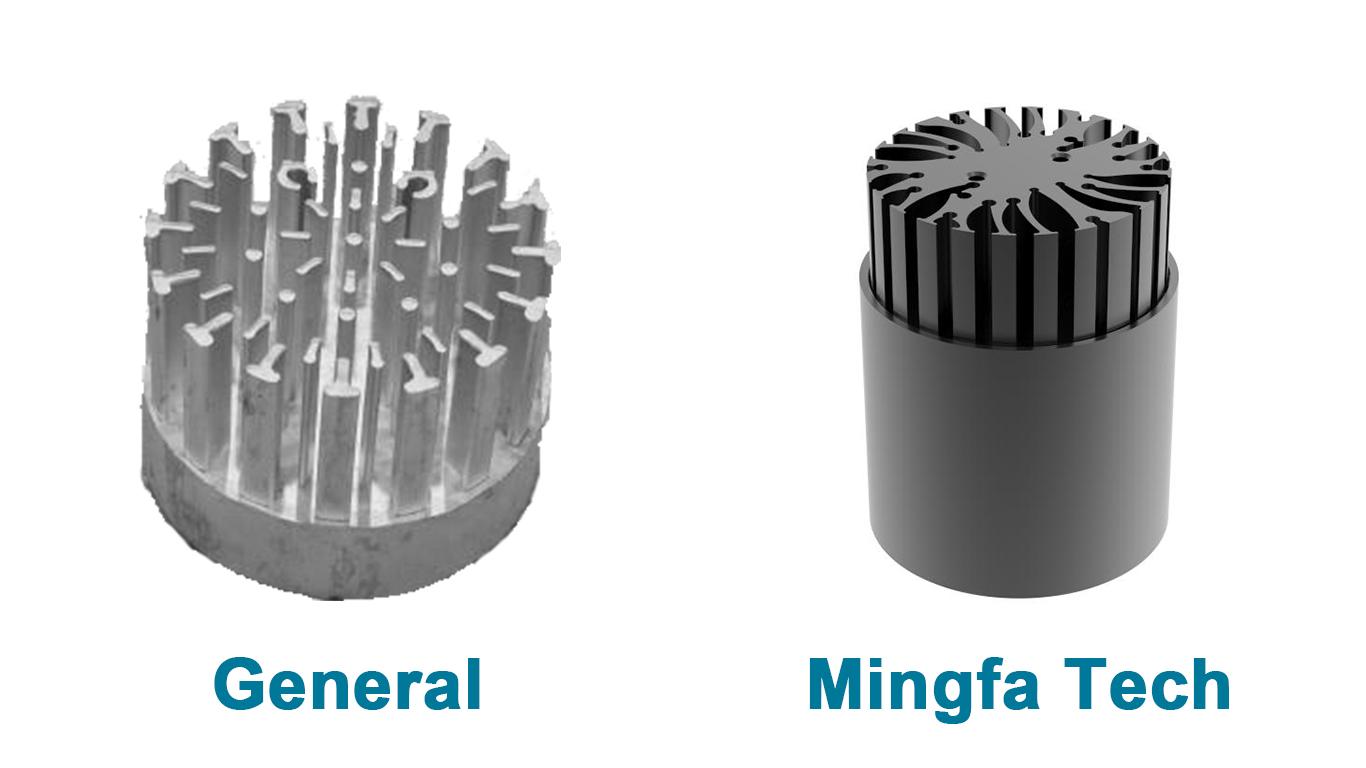 Mingfa Tech light led housing kit manufacturer for museums-2