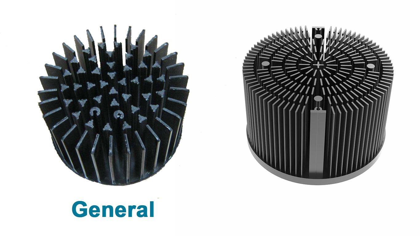 Mingfa Tech-Find Round Heat Sink and Led Light Heat Output From Mingfa Tech-1