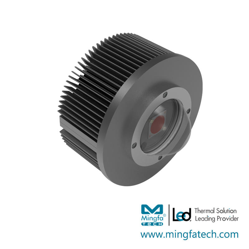 Horticulture Light Kits-165/225 Max. lumens reached 12100~16800 lm LED Cooling module
