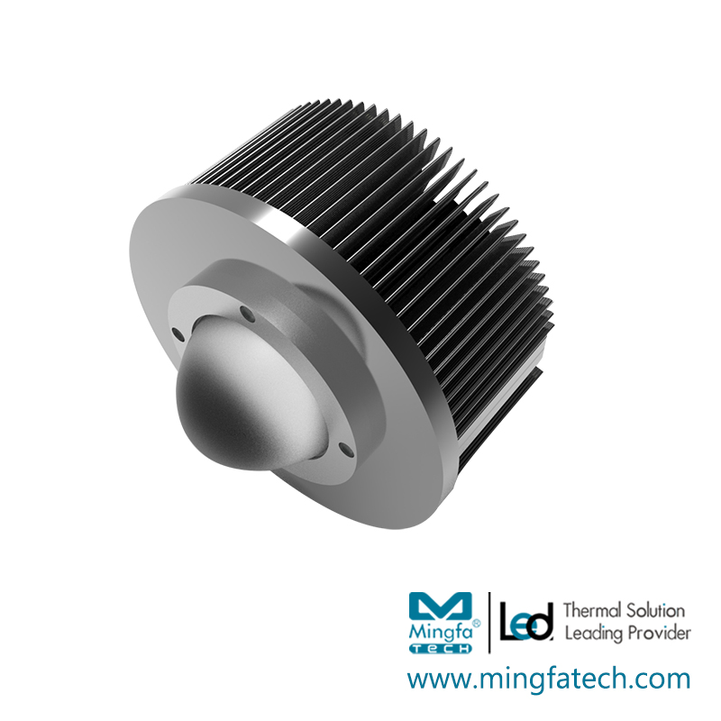 Mingfa Tech-Horticulture Light Kits-165225 Max lumens reached 12100~16800 lm LED Cooling module