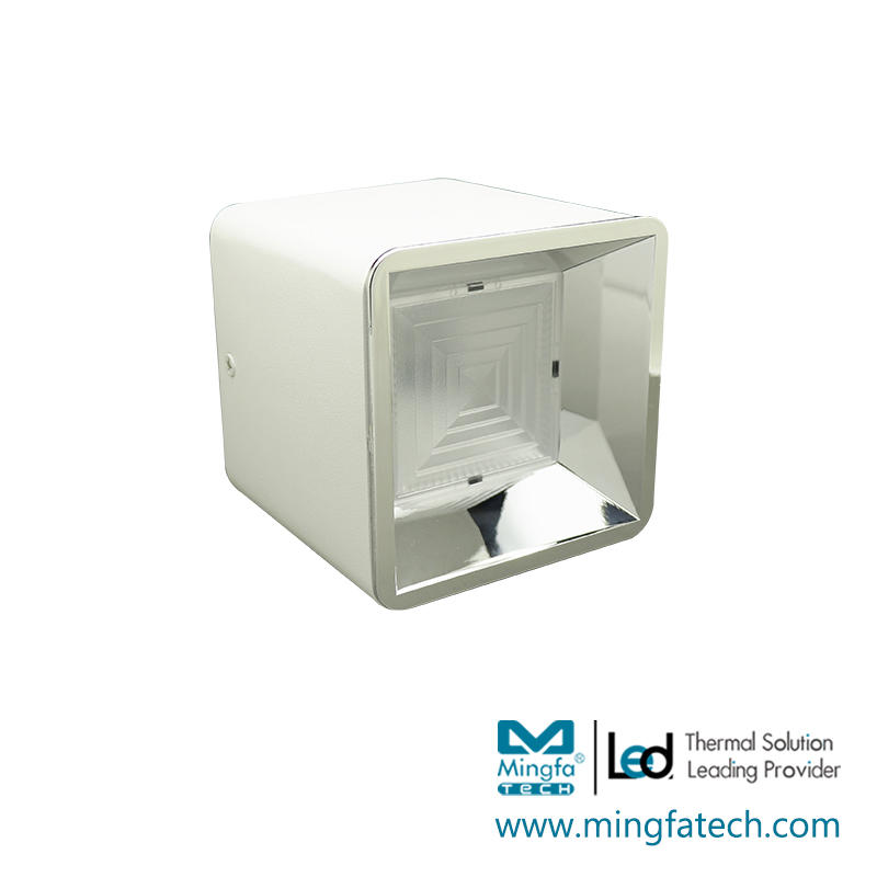 Cube-90/110/130/160 LED Lighting Housing spot light kits