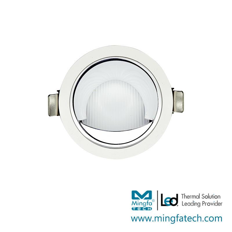 Polar-2511/3011/4011 led downlight kit lighting housing