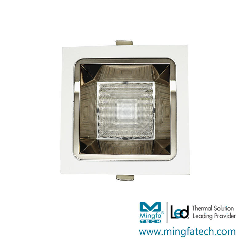 Quartet-3001F/4001F/5001F/6001F led ADC12 lamp housing