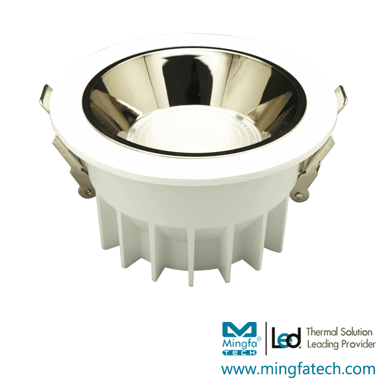 Eden-3001E/4001E/5001E/6001E/8001E COB Heat Sink LED Lighting Housing