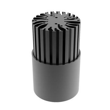 Mingfa Tech-Can Light Housing Buled-30e50e Led Light Accessory Heat Sink