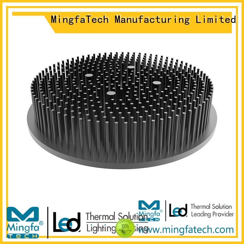 Mingfa Tech residential heat sink price manufacturer for landscape