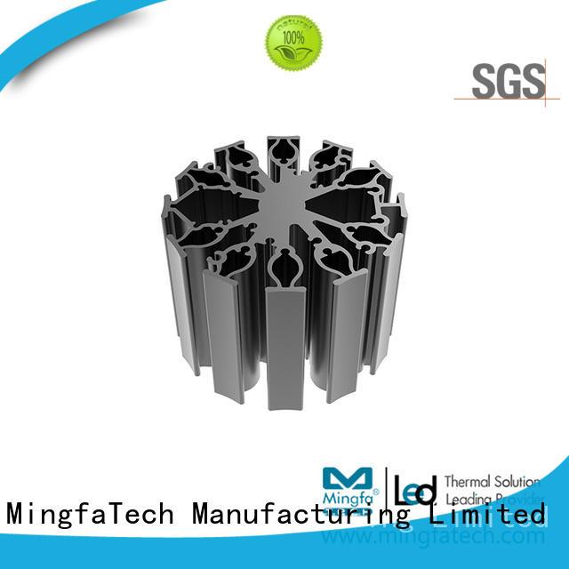 Mingfa Tech aluminum heat sink design design for museums