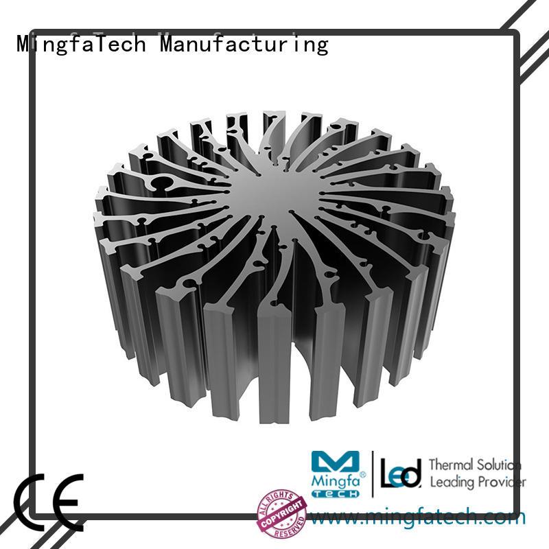 star heat sink material design for indoor Mingfa Tech
