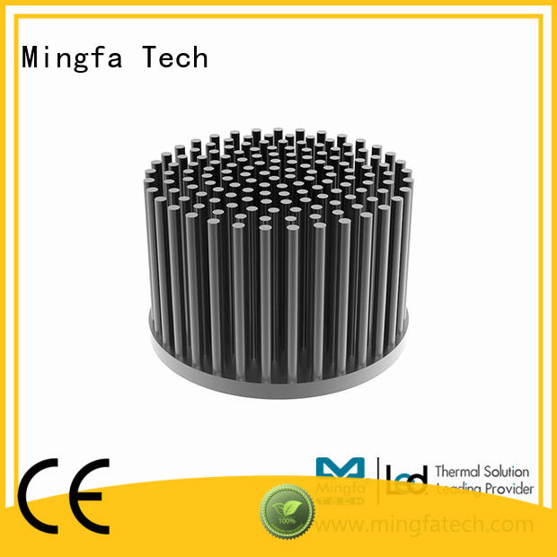 Mingfa Tech fin 10w led heatsink anodized for office