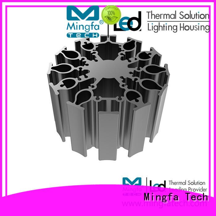 Mingfa Tech mini 3w led heatsink customize for horticulture