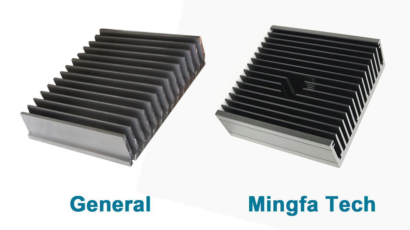 led metal heat sink design for office Mingfa Tech-2