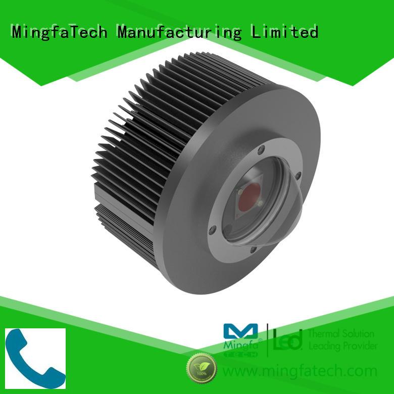 Custom clear recessed lighting housing light Mingfa Tech