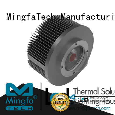 spinning thermal module customized for parking lot