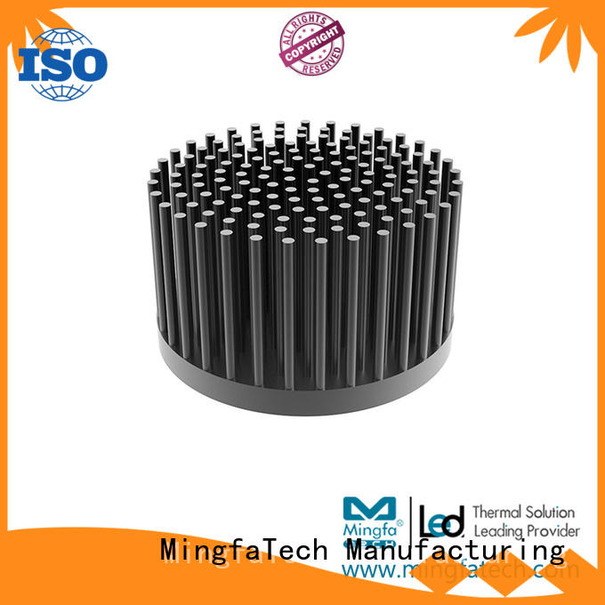 heatsink aluminium led for parking lot Mingfa Tech