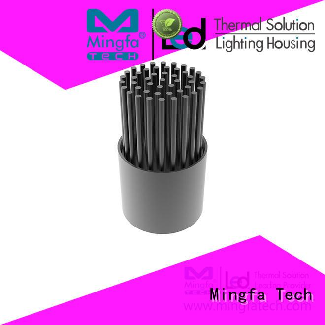 Mingfa Tech aluminum recessed housing supplier for warehouse