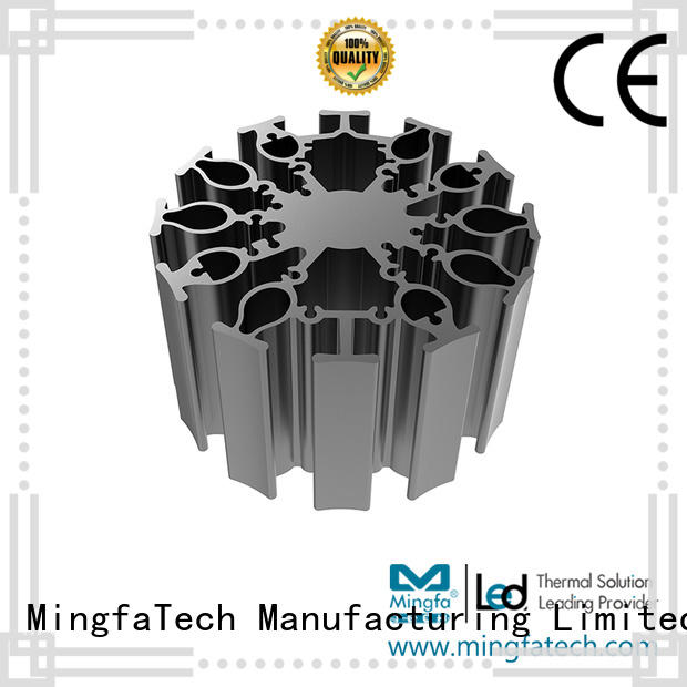 Mingfa Tech large led heat sink supplier for horticulture