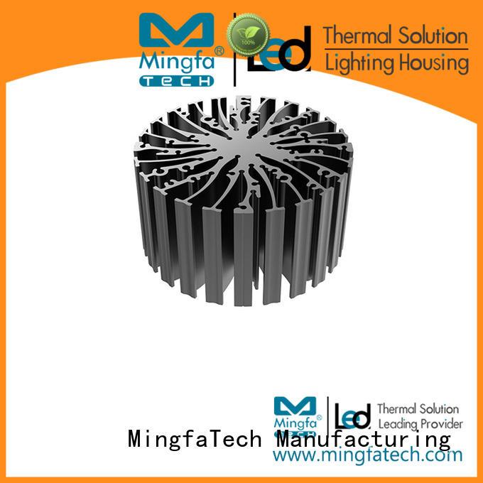 heatsink cooler extrusion for indoor Mingfa Tech