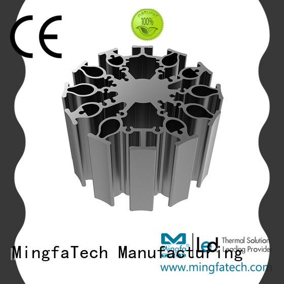 large heatsink supplier design for horticulture Mingfa Tech
