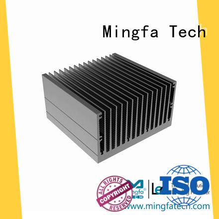 Mingfa Tech lamp heatsink extrusion profiles design for office