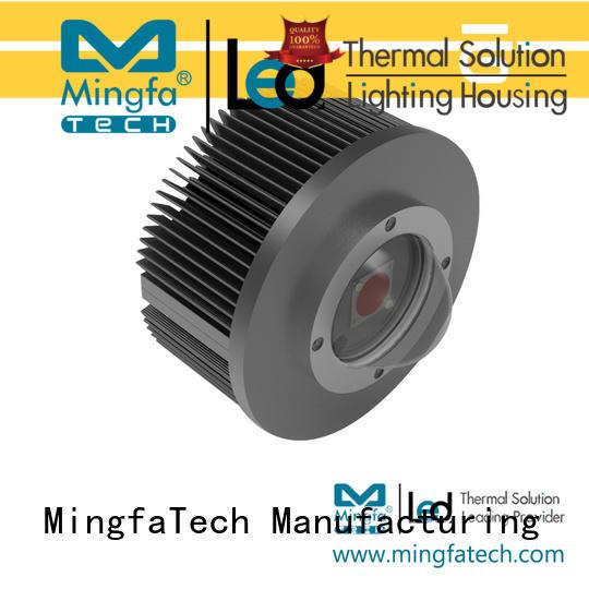 Mingfa Tech anodized led heatsink module manufacturer for office
