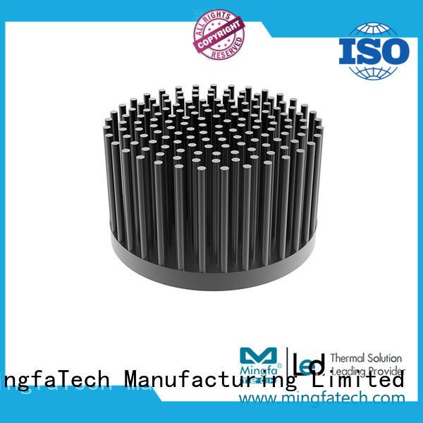 area led heat sink design manufacturer for office Mingfa Tech