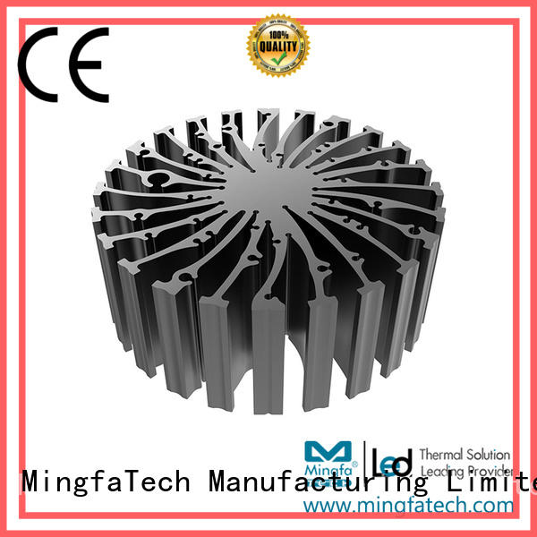 Mingfa Tech DIY 10 watt led heat sink customize for airport