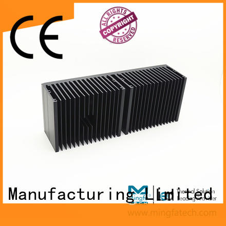 heatsink extrusion profiles heat for office Mingfa Tech