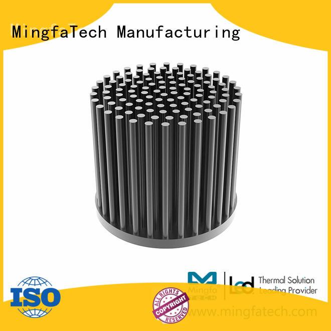 Mingfa Tech architectural heatsink aluminium anodized for office