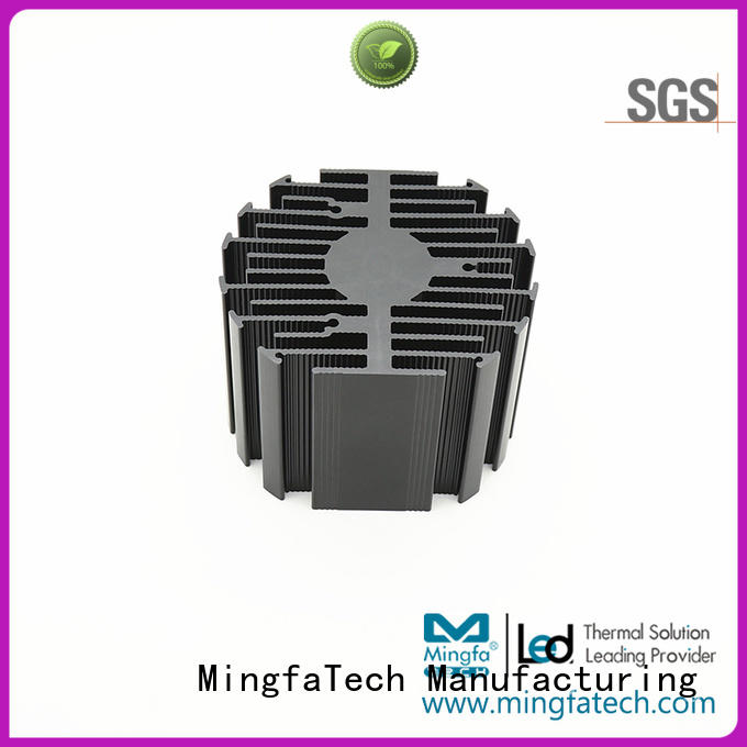 Mingfa Tech led heat sink compound for led design for station