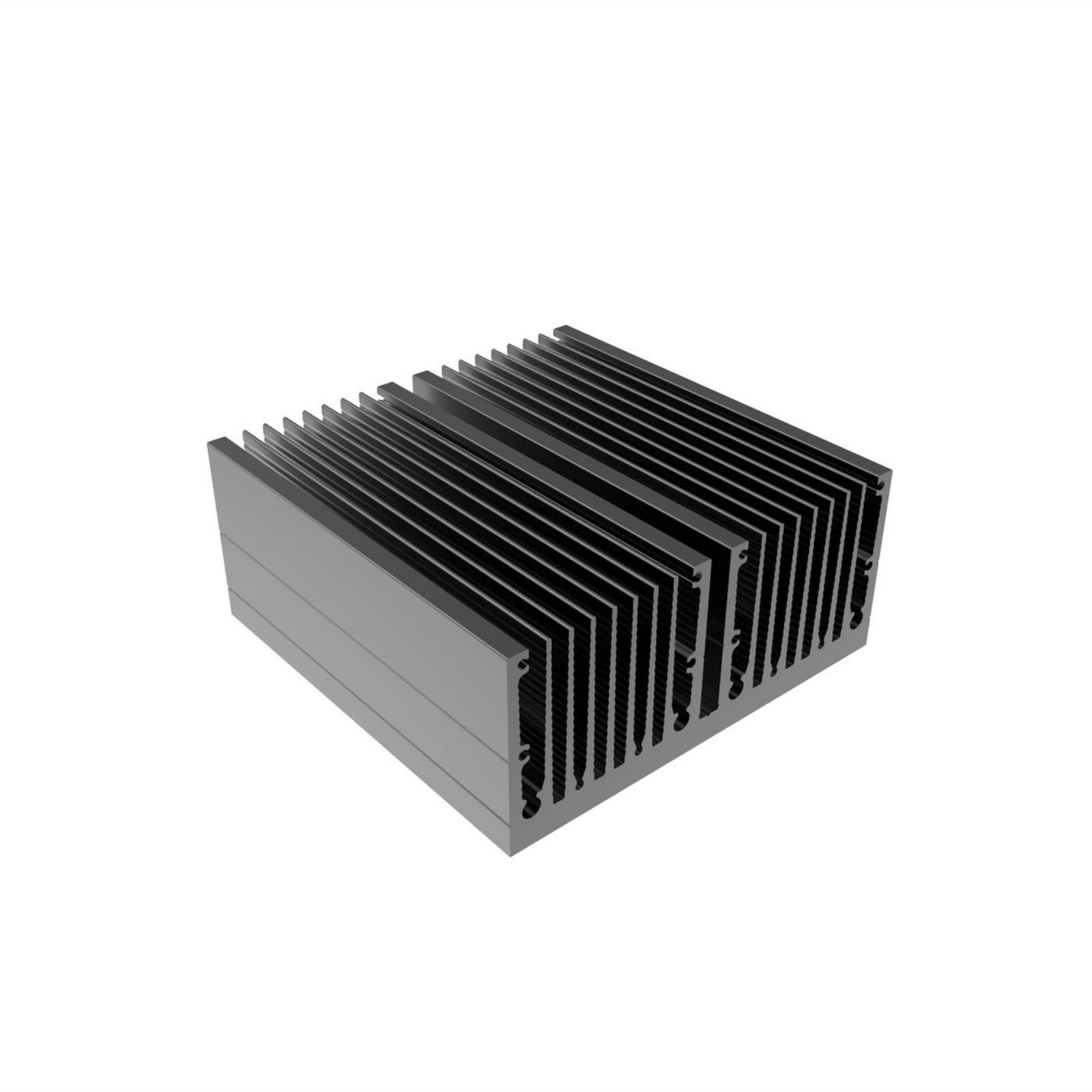 Mingfa Tech-Tled-115×50×115 Led Lamp Heat Sink With aluminum extrusion
