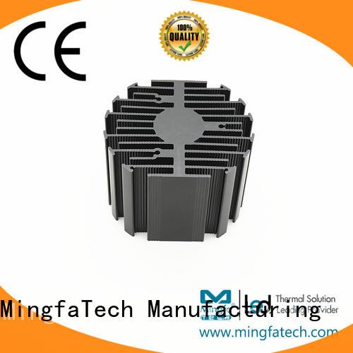 Mingfa Tech heatsink homemade heatsink supplier for landscape