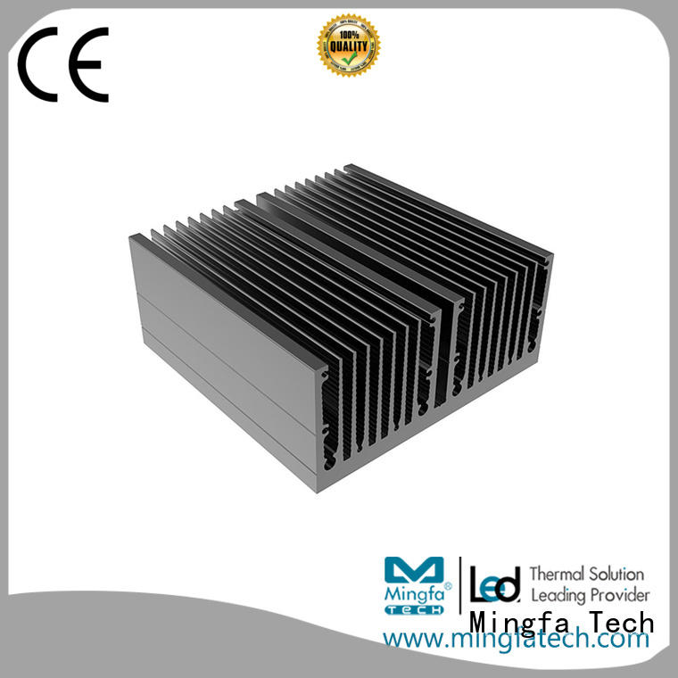 Mingfa Tech die-casting aluminum heatsinks manufacturer for office