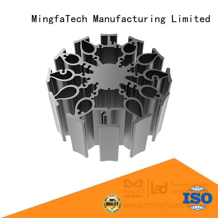 Mingfa Tech black heat sink design design for healthcare