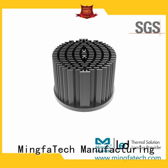 Mingfa Tech forging led heat sink calculator design for horticulture