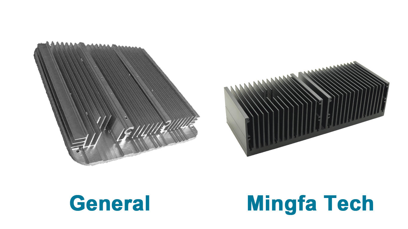 metal stamping aluminum heatsinks aluminum manufacturer for retail-3