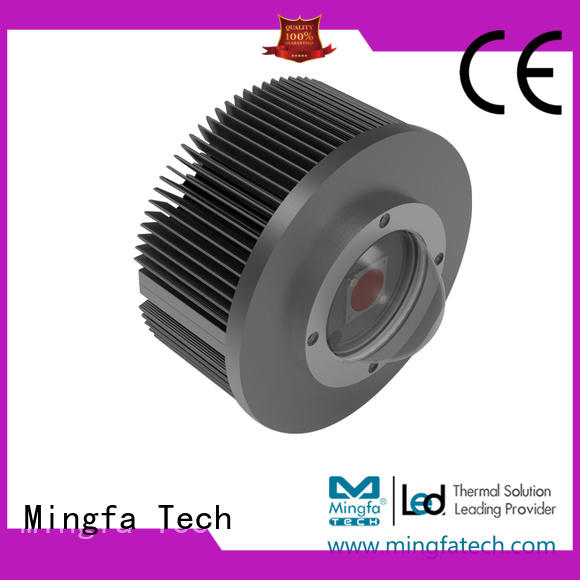 xled shallow housing led recessed lighting housing for office Mingfa Tech