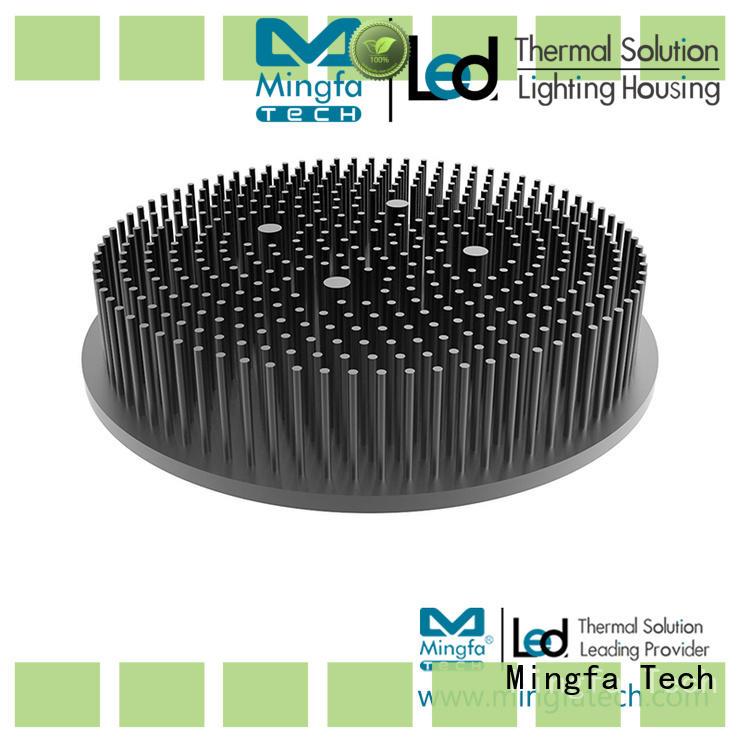 flat circular heat sink forging manufacturer for office