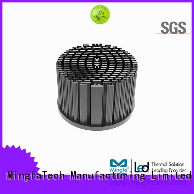 Mingfa Tech metal stamping heat sink applications manufacturer for horticulture
