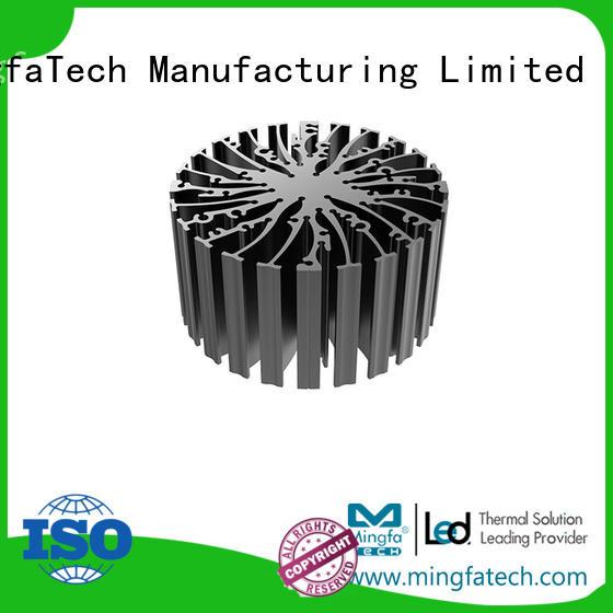 Mingfa Tech heatsink diy heatsink supplier for airport