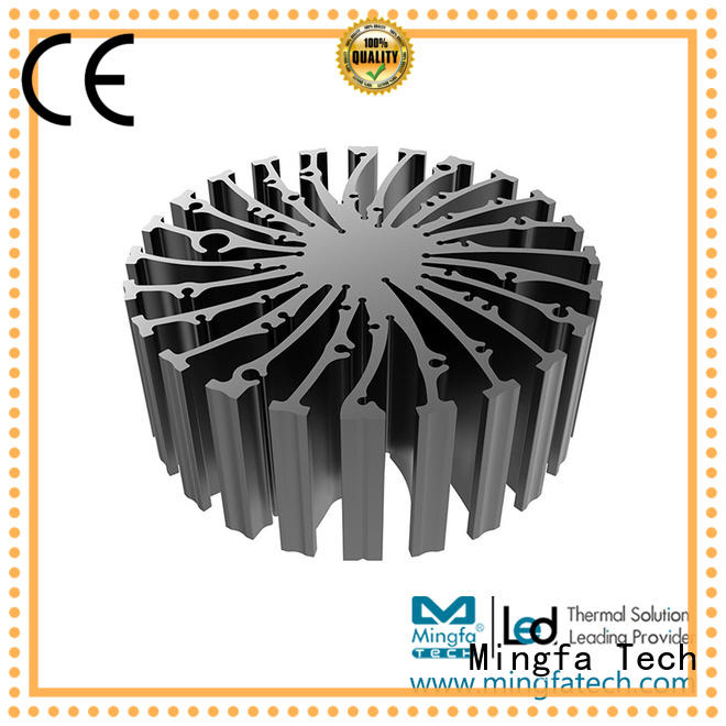 Mingfa Tech etraled13020130401305013080 small heat sink customize for airport