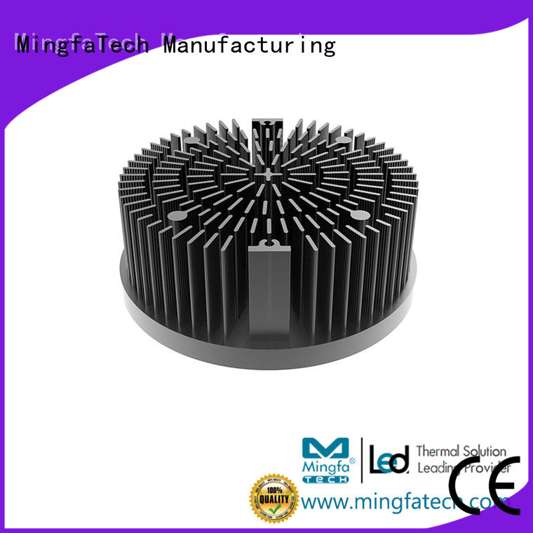Mingfa Tech CNC machining thermal sink at discount for mall