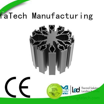 Mingfa Tech cob custom heatsink customize for horticulture