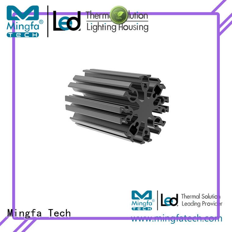 light heat sink design aluminum for healthcare Mingfa Tech