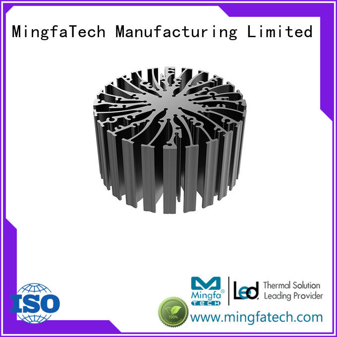 Mingfa Tech thermal solution heat sink material customize for station