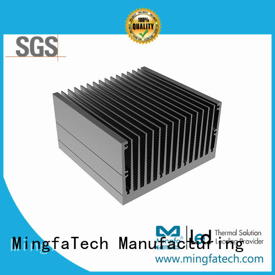 passive metal heat sink led supplier for retail