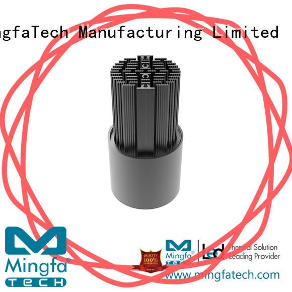 led downlight kit anodized heatsink Mingfa Tech Brand