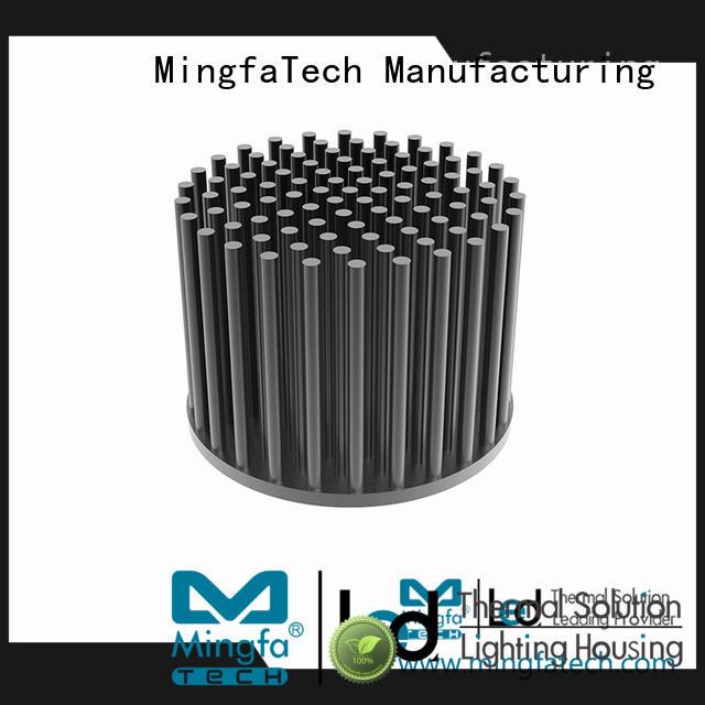 gooled863086508665 heat sink cost anodized for landscape Mingfa Tech